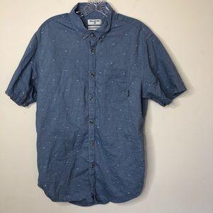 Billabong Button Down Shirt